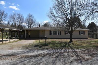 Cassville Single Family Home For Sale: 19283 Hillcrest Lane
