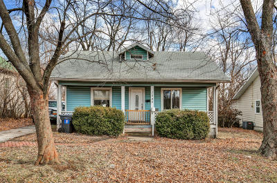 Springfield Single Family Home For Sale: 1040 North Clay Avenue