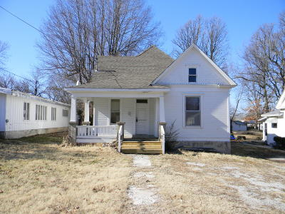 Springfield Single Family Home For Sale: 2331 North East Avenue