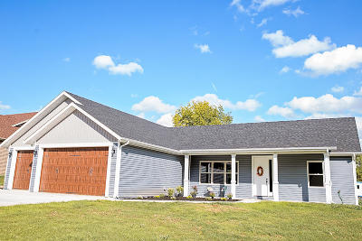 Willard Single Family Home For Sale: 818 South Miller Road