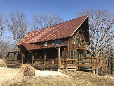 Webster County Single Family Home For Sale: 83a Partners Drive