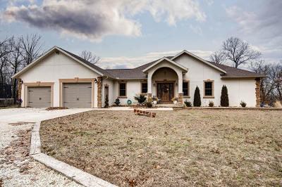 Single Family Home For Sale: 2204 East 330th Road