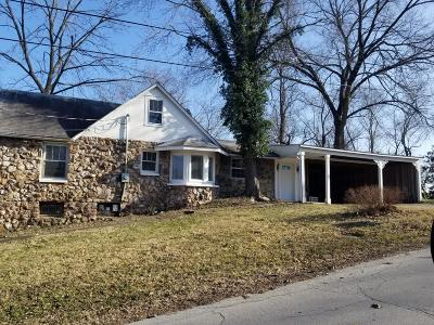 Branson  Single Family Home For Sale: 704 South 2nd Street