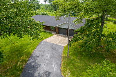 Ava Single Family Home For Sale: 20805 West State Hwy 76
