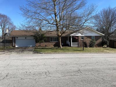 Monett Single Family Home For Sale: 605 School View Drive