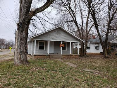 Springfield Multi Family Home For Sale: 2237 West Elm Street