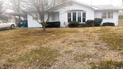 Cassville Single Family Home For Sale: 3108 Main Street