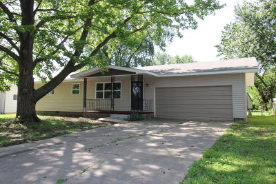 Springfield MO Single Family Home For Sale: $119,500