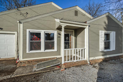 Springfield MO Single Family Home For Sale: $72,000