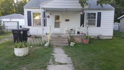 Springfield MO Single Family Home For Sale: $37,900