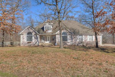 Joplin Single Family Home For Sale: 10238 Timberline Circle