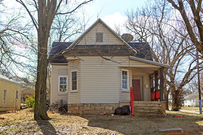 Springfield MO Single Family Home For Sale: $46,167