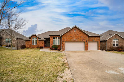 Springfield MO Single Family Home For Sale: $385,000