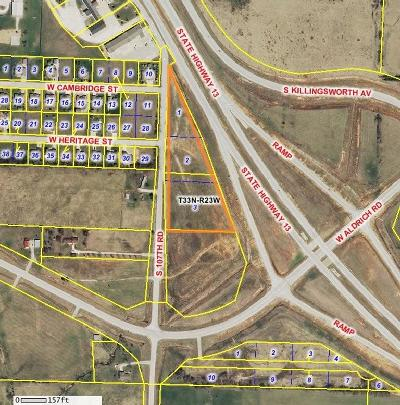 Bolivar Residential Lots & Land For Sale: 2400 South Wommack Avenue