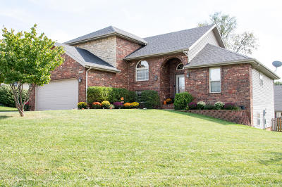 Rogersville Single Family Home For Sale: 411 Mockingbird Ridge