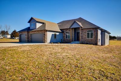 Rogersville Single Family Home For Sale: 4186 South Zion Lane