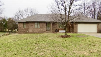Ozark MO Single Family Home For Sale: $234,900