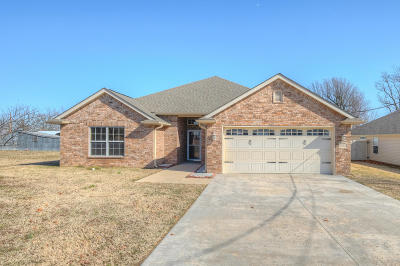 Joplin Single Family Home For Sale: 2723 South Iron Gates Road