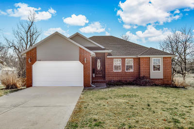 Springfield MO Single Family Home For Sale: $339,900
