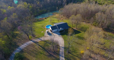 Mountain Grove MO Single Family Home For Sale: $335,000