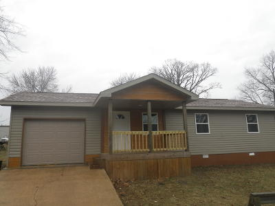 Mountain View MO Single Family Home For Sale: $87,900