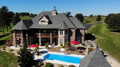 Strafford Single Family Home For Sale: 8740 North Farm Road 231