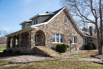 Rogersville Single Family Home For Sale: 879 Anchor Hill Road