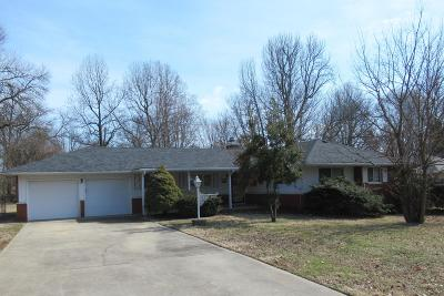 Springfield MO Single Family Home For Sale: $107,900