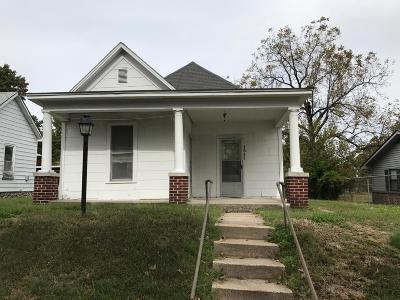Joplin Single Family Home For Sale: 1511 East Furnace Street