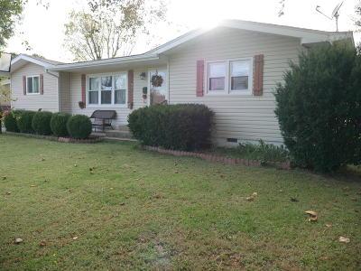 Aurora Single Family Home For Sale: 1033 South Porter Avenue