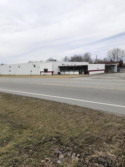 Christian County Commercial For Sale: 150 Southwest Hwy 60