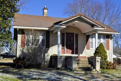 Bolivar Single Family Home For Sale: 509 West Olive Street