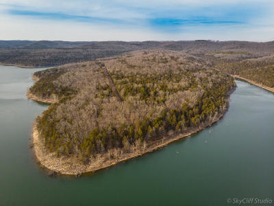 Cape Fair, Crane, Galena, Shell Knob, Cedar Creek, Walnut Shade, Blue Eye, Branson West, Indian Point, Kimberling City, Lampe, Reeds Spring, Ridgedale, Hollister, Merriam Woods, Rockaway Beach, Taneyville Residential Lots & Land For Sale: Tbd 277 Ac Stallion Bluff Road