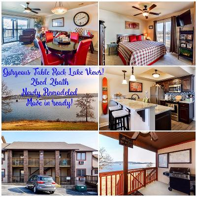 Stone County Condo/Townhouse For Sale: 502-503 Anchor Point Lane #502