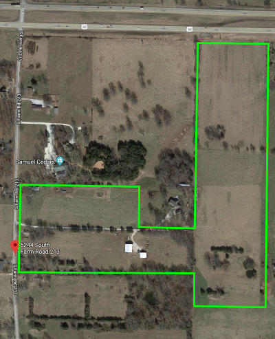 Rogersville Residential Lots & Land For Sale: 5244 South Farm Rd 213