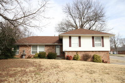 Springfield Single Family Home For Sale: 539 East Kingsley Street