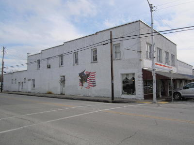 Stone County Commercial For Sale: 223 Main Street