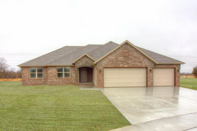 Nixa Single Family Home For Sale: 603 North Bonda Way