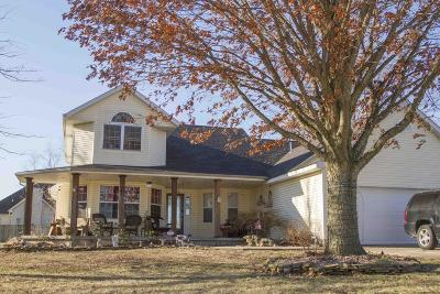 Single Family Home For Sale: 180 White Oak Place