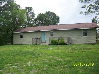 Single Family Home For Sale: Rural Route 1 Box 79b