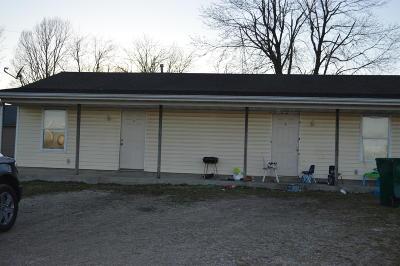 Webster County Multi Family Home For Sale: 383 Ivy Davis Road #A &