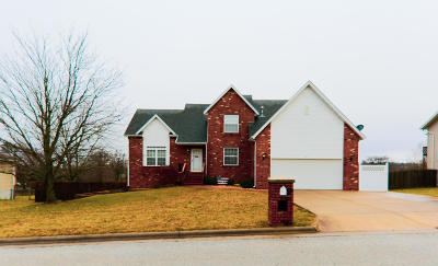 Ozark Single Family Home For Sale: 3011 North 30th Street