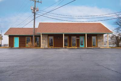 Stone County Commercial For Sale: 15025 Business 13