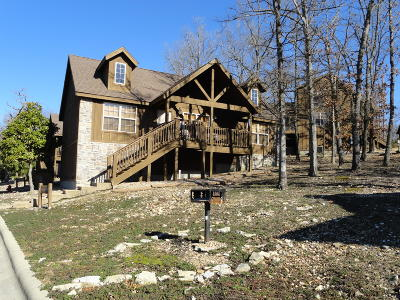 Branson West, Reeds Spring Condo/Townhouse For Sale: 84 Bells Avenue #Lodge 97