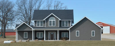 Webster County Single Family Home For Sale: 23 Foxtrot Ridge Drive