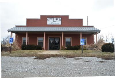 Cedar County Commercial For Sale: 1209 South High Street