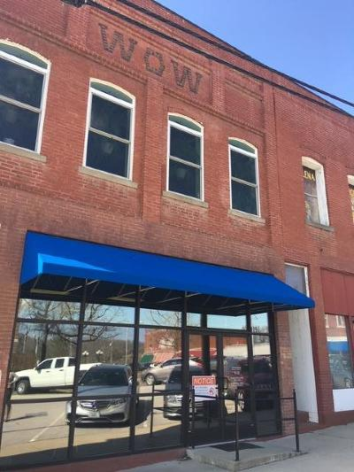 Stone County Commercial For Sale: 109 South Main