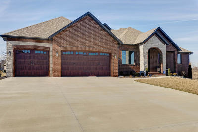 Nixa Single Family Home For Sale: 8002 Calabash Circle