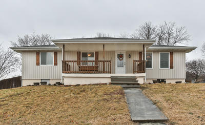 Ozark Single Family Home For Sale: 111 East Jay Street