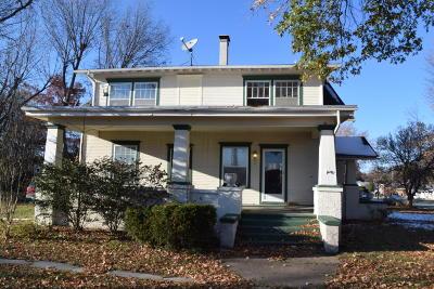 Bolivar Single Family Home For Sale: 429 North Main Avenue